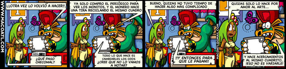 Webcomic Portada