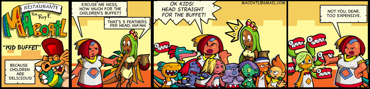Kid buffet